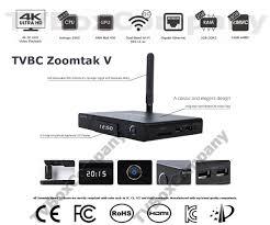 zoomtak t8v android smart tv box 4k s905 2gb 16gb new design ebay