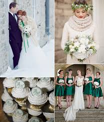top 6 classic winter wedding color combo ideas u0026 trends tulle
