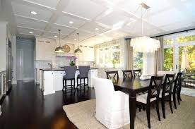 large kitchen dining room ideas kitchen open to dining room subscribed me
