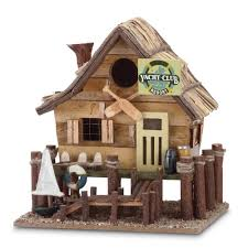 yacht club birdhouse wholesale at koehler home decor