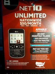 net10 lg 900g phone topic