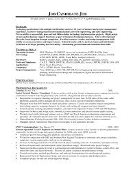 Cna Sample Resume Entry Level by Download Cisco Network Engineer Sample Resume