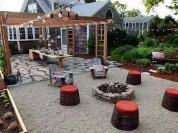 Simple Backyard Patios Backyard Ideas On A Budget Patios 2568