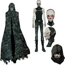 Halloween Costumes Death Sword Art Ii Ggo Gun Gale Shinkawa Shouichi U0027s