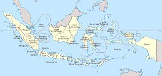South Central Asia Map by Maps Of Indonesia Detailed Map Of Indonesia In English Tourist