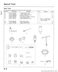 honda accord 1993 cb 4 g workshop manual