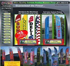 Custom Flags And Banners Swooper Flags Wholesale