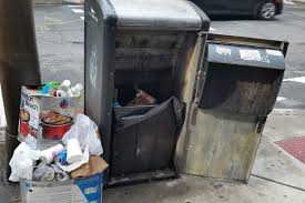 city says new trash cans coming controller says they u0027re a waste