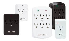 ls with usb outlets masterplug usb charging wall tap groupon goods