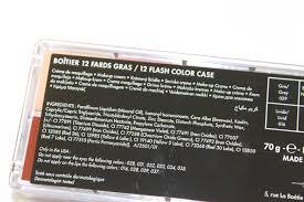 neutral flash color palette beauty geek