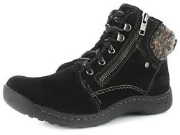 womens walking boots size 9 uk earth spirit womens black denver lace ups ankle boots