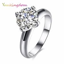 aliexpress buy brand tracyswing rings for women wedding brand ring promotion shop for promotional wedding brand ring