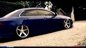 acura stance acura tsx stance low overview youtube