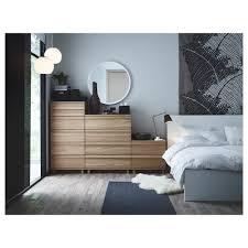 Ikea Dietlikon Schlafzimmer Oppland Kommode Mit 2 Schubladen Eichenfurnier Ikea
