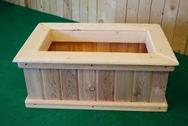 Lowes Planter Box cedar planter box u2013 eatatjacknjills com