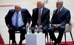 donald trump israel trump arrives at israel in pursuit of sealing the ultimate deal