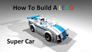 custom lego mini cooper how to build a lego super car custom moc instructions lego