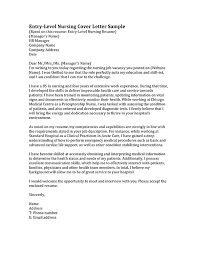 entry level cover letter learn how to write a nursing cover letter inside we entry