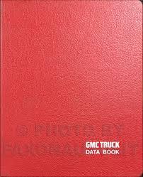 1987 1988 gmc heavy duty truck repair shop manual original astro