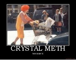 Crystal Meth Meme - crystal meth he s lovin it motif ake com meme on sizzle