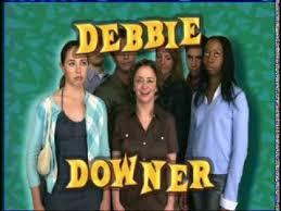 debbie downer theme song