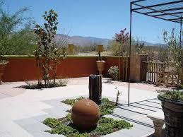 Desert Backyard Landscaping Ideas 9 Best Desert Landscapes Images On Pinterest Compliments Of