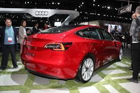 tesla model 3 rated 310 mile range affordable tesla electric car