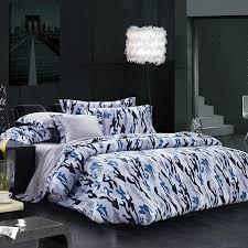 Design Camo Bedspread Ideas Blue And White Camo Bedding Unique White Camo Bedding Ideas