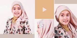 tutorial hijab paris ke pesta tutorial jilbab paris segitiga untuk ke pesta vemale com