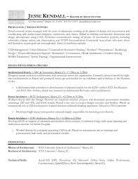 sle internship resume architect resume sle sales architect lewesmr
