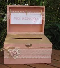 urne de mariage boite urne mariage bois gamme mariage poudré autres