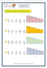 grade 3 maths worksheets 7 4 ascending and descending order of