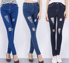 alibaba jeans alibaba best seller summer women ripped jeans pants ladies tight