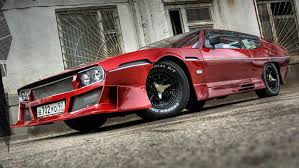 modified lamborghini this modified lamborghini espada is a sight to see car news