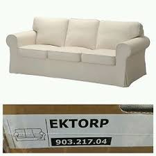 ektorp sofa covers ikea ektorp sofa slipcover cover 3 seat lofallet beige cover only