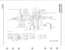 honda trx250r wiring diagram honda wiring diagrams instruction