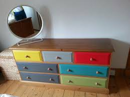 upcycled pine chest of drawers furniture up cycling pinterest