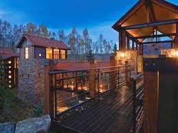 Bridge House Mountain Living September  October - Colorado home design