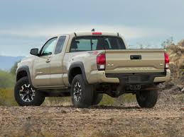new 2018 toyota tacoma price photos reviews safety ratings