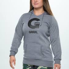 ultra value grey g dress hoodie grrrl