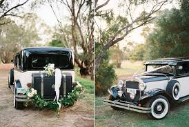 an art deco wedding shoot with downton abbey elegance chic