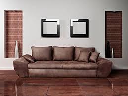 sofa schlaffunktion bettkasten big sofa braun mit schlaffunktion bettkasten vintage look