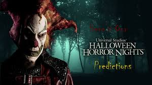 halloween horror nights forum halloween horror nights 2016 update 1 our predictions youtube