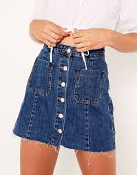 denim skirt denim skirts glassons