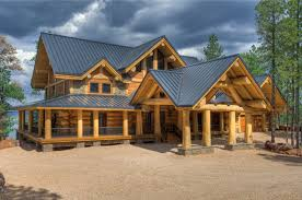 custom log cabin homes cavareno home improvment galleries