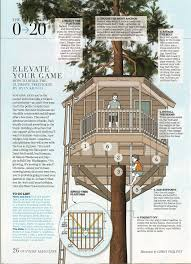 house plan treehouse floor plans free tree house building plans