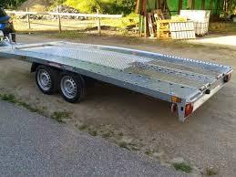 carrello porta auto usato noleggio carrelli auto moto cose doppioasse a cassano magnago