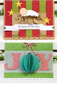 20 stunning diy christmas cards for friends and family browzer