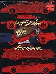 test drive test drive