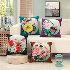 popular decorative vintage style cushions buy cheap decorative